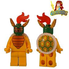 Custom Print LEGO minifigure Super Mario Character Bowser