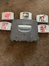 Rare Nintendo N64 Console Five Games Zelda