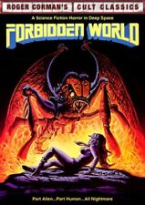 Forbidden World New Sealed 2 Dvd Set Theatrical + Unrated Director's Cut