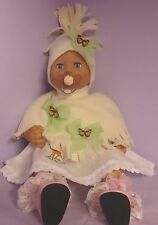 """New baby girl doll outfit clothes Disney Bambi Annabell Chou Alive 19"""" 20"""""""