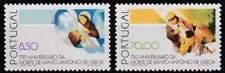 Portugal postfris 1981 MNH 1533-1534 - Antonius van Padua