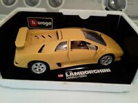 Burago Lamborghini Diablo 1990 Special Collection 1:18 3041