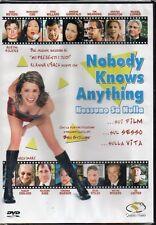 NOBODY KNOWS ANYTHING - NESSUNO SA NULLA - DVD (NUOVO SIGILLATO)