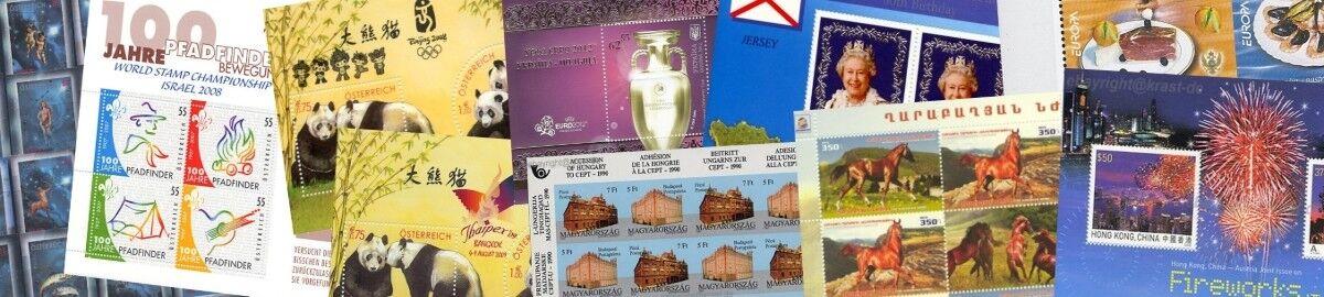 Briefmarken Krast