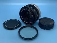 Canon Lens FD 50mm 1:1.8 S.C.