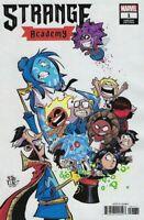 Strange Academy #1 Skottie Young Variant Cover Marvel Comics 2020