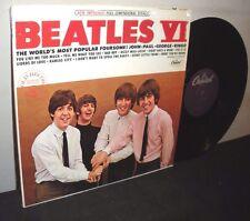 The Beatles – Beatles VI - Purple Labels - Condition (LP/Sleeve): NM/EX