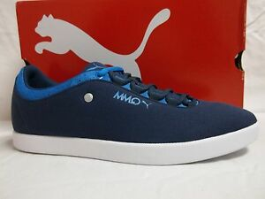 Puma Size 12 M Conflate Hyper 90's Blue Athletic Sneakers New Mens Shoes