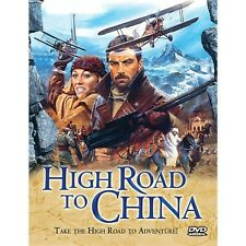 High Road To China (All Region Pal Dvd)