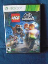 X-Box 360 Lego Jurassic World Used Game TT Games