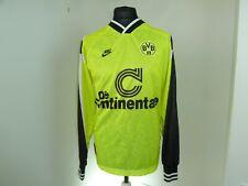 Borussia Dortmund Home football shirt 1995 - 1996 BVB Soccer Jersey  size XL