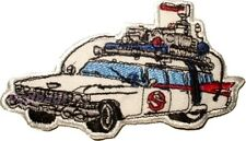The Real Ghostbusters Ecto 1 Car Embroidered Patch Slimer Stantz Venkman Egon