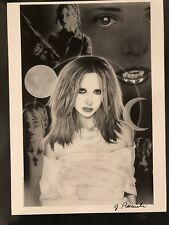 Jeff Pittarelli: Buffy the Vampire Slayer: Print 2000