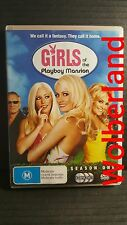 Girls Of The Playboy Mansion : Season One [ DVD ] Region 4, Free Next Day Post