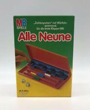 Alle Neune / MB Spiele / Reisespiel / Gesellschaftsspiel