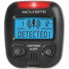 Acu Rite AcuRite Portable Lightning Detector Storm HUNTING FISHING HIKING OUTDOO