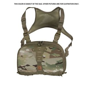 HELIKON TEX® BUSHCRAFT Outdoor CHEST PACK NUMBAT® Multicam® / Adaptive Green