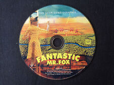The Fantastic Mr Fox Animated original For Your Consideration FYC DVD film