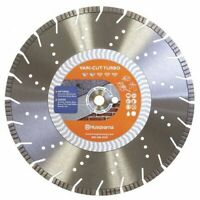 "Husqvarna Vari-Cut Turbo 14 Diamond Saw Blade,Demolition,14"" Dia."
