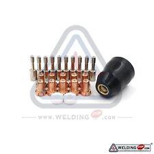 Plasma Electrode Tip Shield Gas Ring fit Thermal Dynamics PCH/M28/35 Torch Pkg23