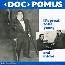DOC POMUS great to be young WHISKEY WOMAN AND LP KM-713_mint vinyl