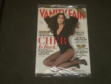 2010 DECEMBER VANITY FAIR MAGAZINE - CHER - B 2450