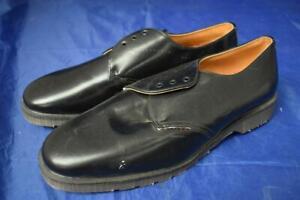 Mens Dr Martens AirWair Black Lace Up Shoes Size 12