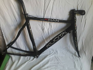 Kuota Khan (carbon frame, fork, stem and seat post)