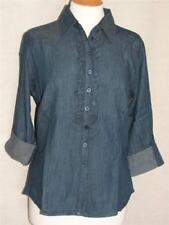 Hauts et chemises chemisiers jeans pour femme taille 40