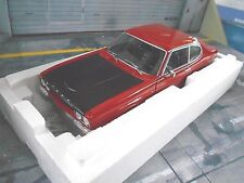 FORD Capri Coupe MKI RS2600 RS 2600 1970 rot red Minichamps 1:18
