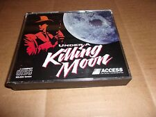 Under a Killing Moon (PC,DOS, 1994)