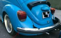 REAR VW TYPE1 SUPER BEETLE BUG BEETLE 68-74 113707201A BUMPER MOULDING RUBBER