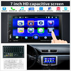 """7"""" Car Bluetooth Capacitive Touch Screen Phone Link w/ Reversing Car MP5 Player"""