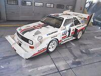 AUDI S1 Quattro E2 Sieger Rallye Pikes Peak Win 1987 Röhrl #1 Otto RAR TOP 1:18