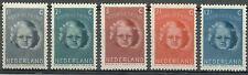 NVPH 444-448 Kind 1945 postfris (MNH)