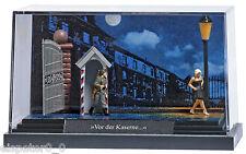 Busch 7645, Kleindiorama: »Vor der Kaserne«, H0 Modellwelten Modell 1:87