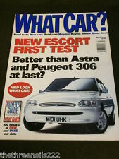 WHAT CAR? - FORD ESCORT - MARCH 1995