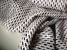 "Designer Multi Colour Wool Boucle Fabric As Seen On Designer Catwalk 153cm 62"""