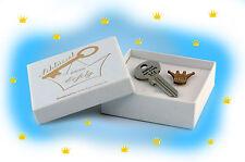 Schlüssel zum Erfolg mit Gravur bestandene Prüfung Geschenk Werbegeschenk Glück
