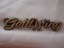 Goldwing GL1500 Side Cover Emblem ( H83605-MT8-000 ) Year Fitment 1988-2000