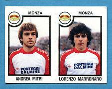 CALCIATORI PANINI 1982-83 Figurina-Sticker n.494-MITRI#MARRONARO-MONZA-New