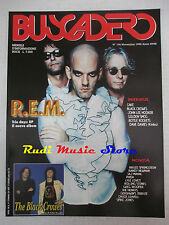 rivista BUSCADERO 196/1998 R.E.M. Black Crowes Dave Davies Golden Smog   No cd