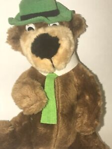 Vintage YOGI BEAR 1980 Mighty Star Stuffed Animal Plush 11""