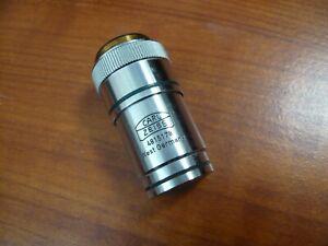 Carl Zeiss microscope Neofluar Objective lens 63/1.25 oel 160/- oel
