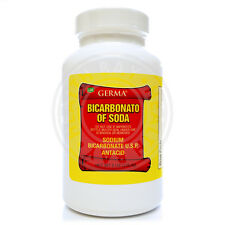 Sodium BICARBONATE OF SODA Upset Stomach Heartburn Bicarbonato de Soda Acidez