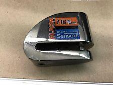 Xena Disk Brake Lock Gum Metal  XR1