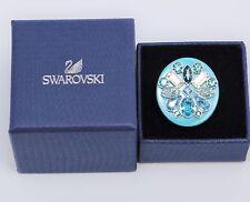New Swarovski Blue Triumphal Ring  Size 7, Size 55 #1182297