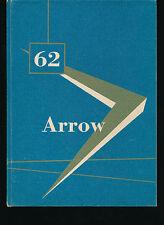 Dearborn MI St Alphonsus High School yearbook 1962 Michigan
