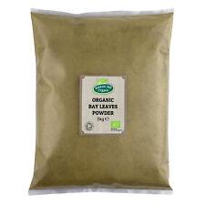 Organic Bay Leaves Powder (Ground) 5kg Certified Organic