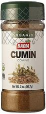 Badia Organic Cumin Ground Powder Comino Organico  2 oz